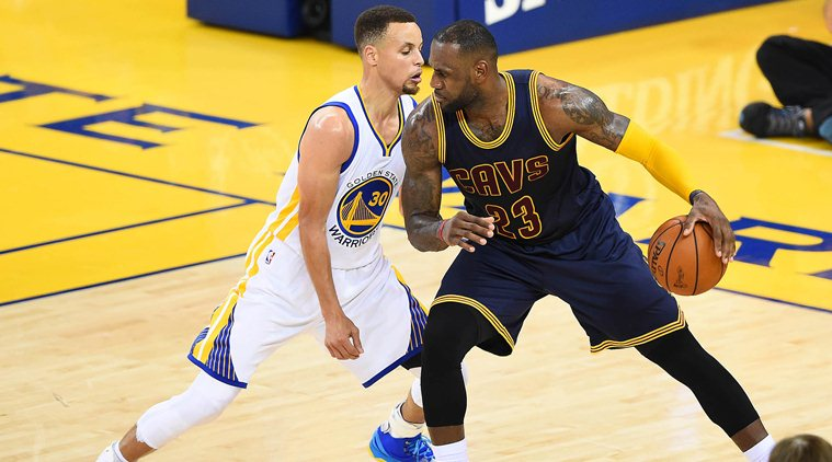NBA Finals Game 1 - Warriors vs Cavaliers